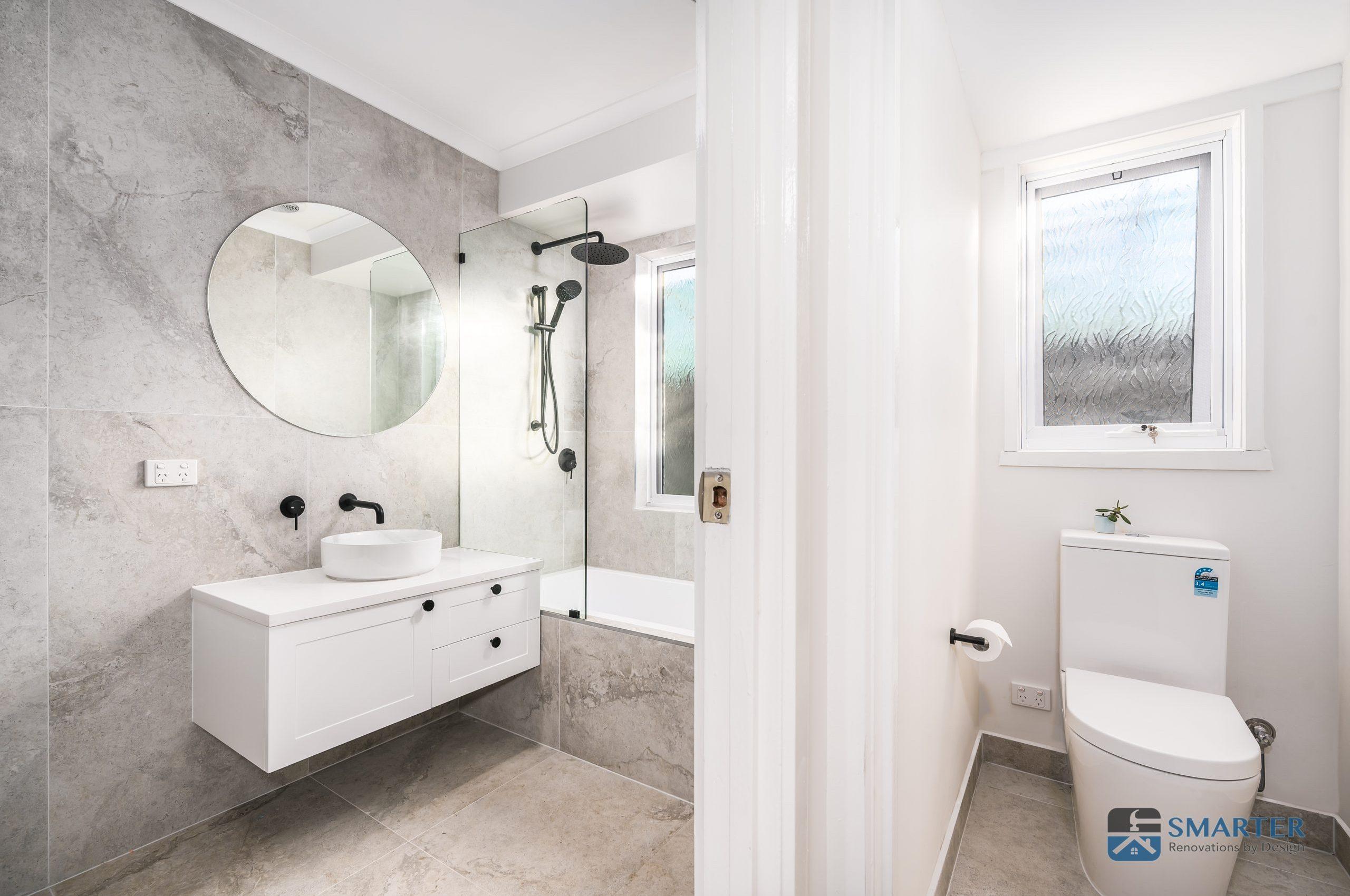 Bathroom Renovations Glen Waverley